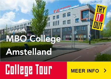 Try-Out Tour MBO College Amstelland