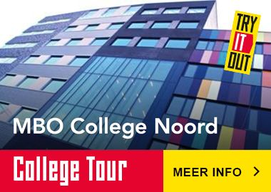 Try-Out Tour MBO College Noord
