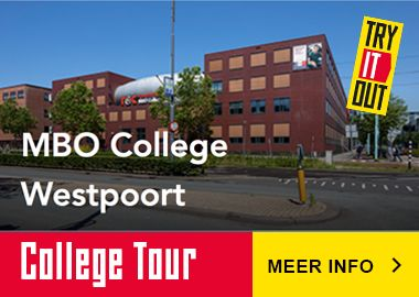 Try-Out Tour MBO College Westpoort