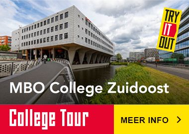 Try-Out Tour MBO College Zuidoost
