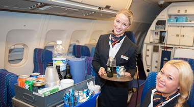 Steward / Stewardess (Flex-opleiding)