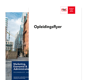 Medewerker Human Resource Management (HRM) (Flex-opleiding) opleidingsflyer