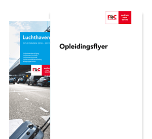 Facilitair Manager Luchthaven opleidingsflyer