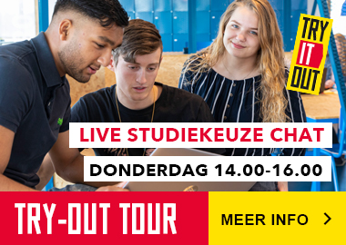 Try-Out Tour Donderdag chat