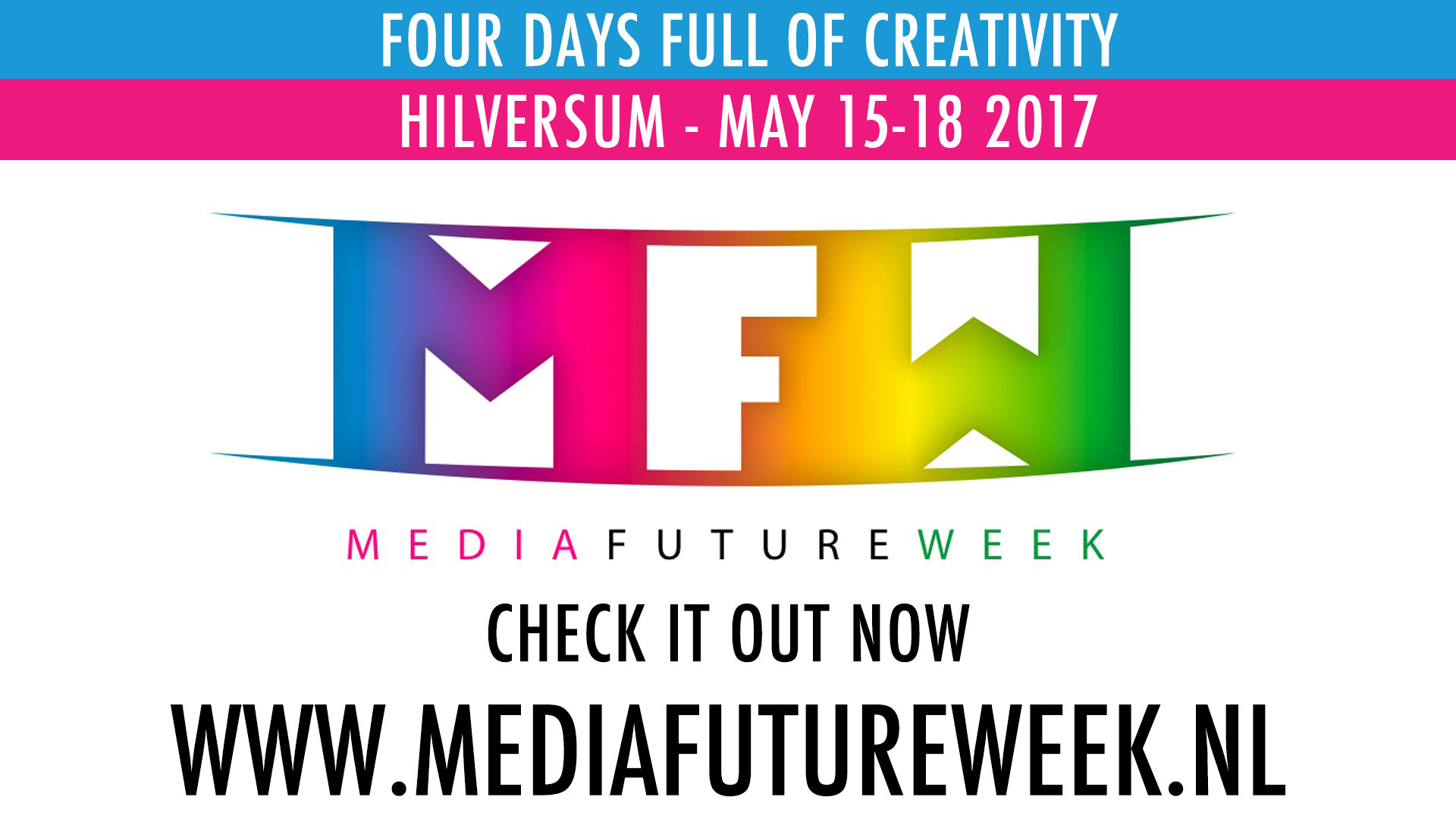 Mediapark weer speelterrein voor talenten Media Future Week