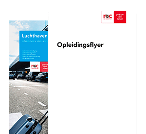 Aviation Operations  opleidingsflyer