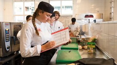 facilitair manager events en catering roc van amsterdam