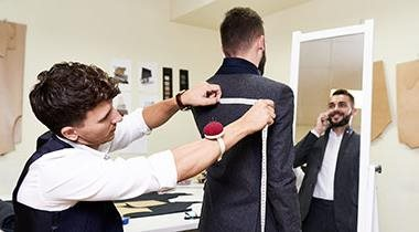 Menswear Specialist Made-to-Measure