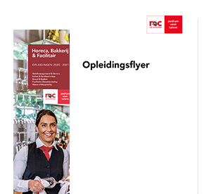 Facilitair Manager on the job - House of Hospitality (i.s.m. ROC TOP)  opleidingsflyer
